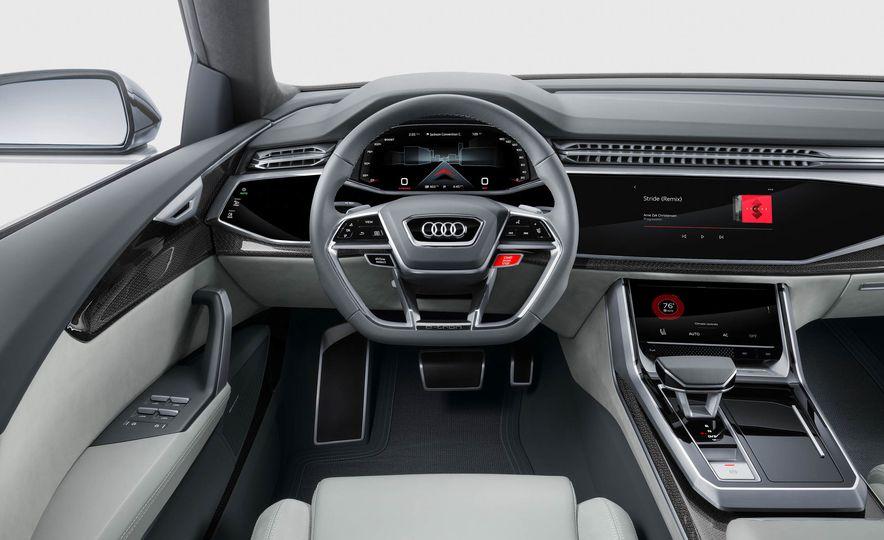 Audi Q8 concept - Slide 20