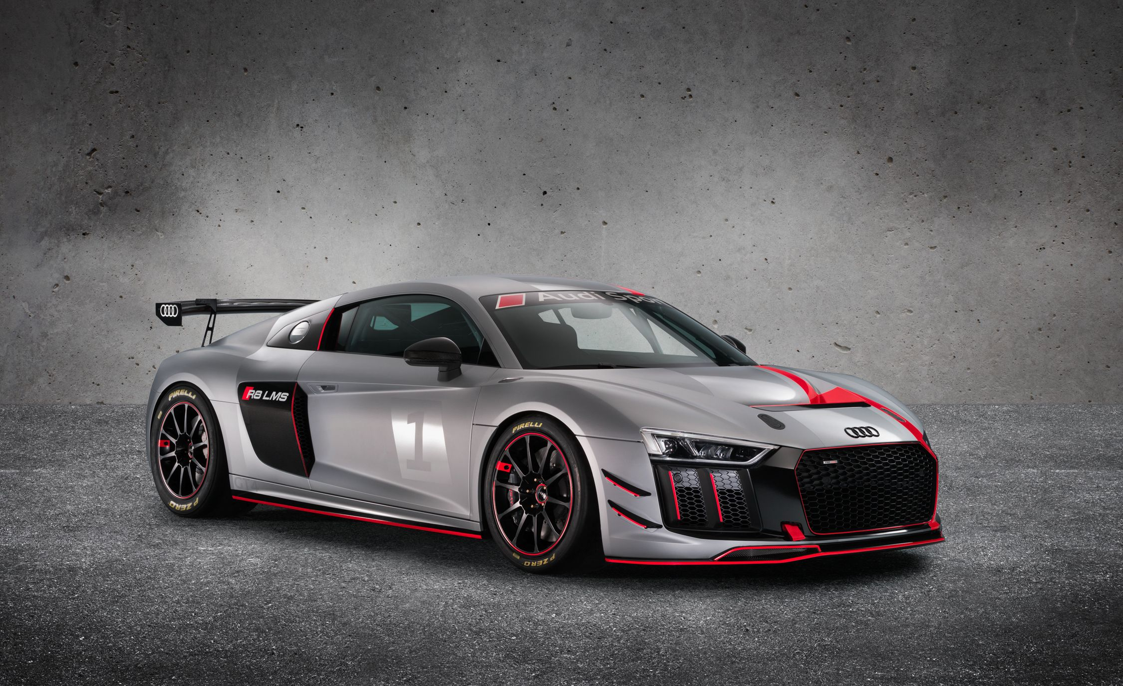 Competition Red Audi Debuts R GT Race Car News Car And - Audi car 04