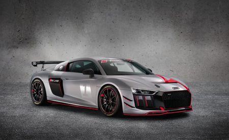 Competition R8ed: Audi Debuts R8 GT4 Race Car
