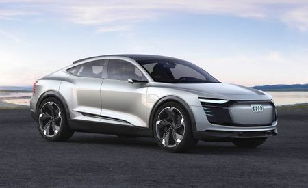 Another e-tron: Audi e-tron Sportback to Be Brand's Second EV