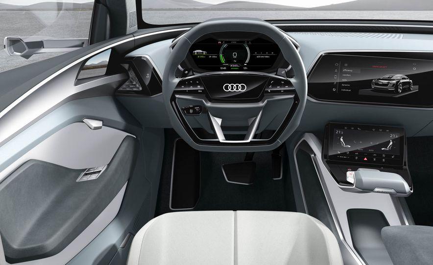 Audi e-tron Sportback concept - Slide 11