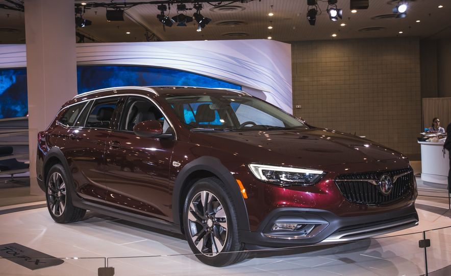 New Cars, Concepts, and 840 HP, Oh My! The Must-See Debuts from the 2017 New York Auto Show - Slide 4