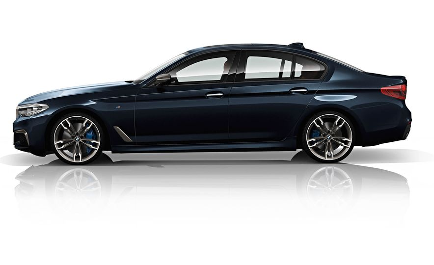 BMW M550d xDrive - Slide 3