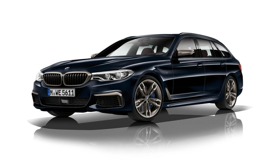 BMW M550d xDrive - Slide 5