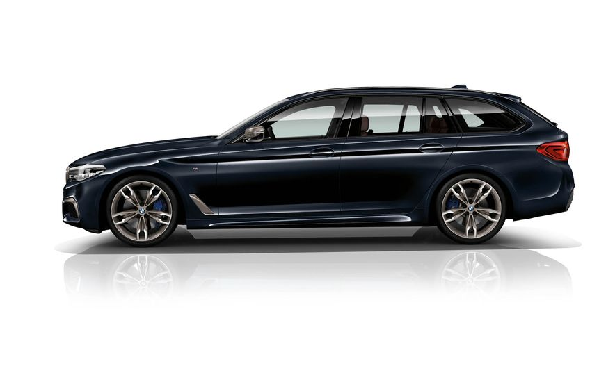 BMW M550d xDrive - Slide 6