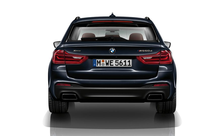 BMW M550d xDrive - Slide 9