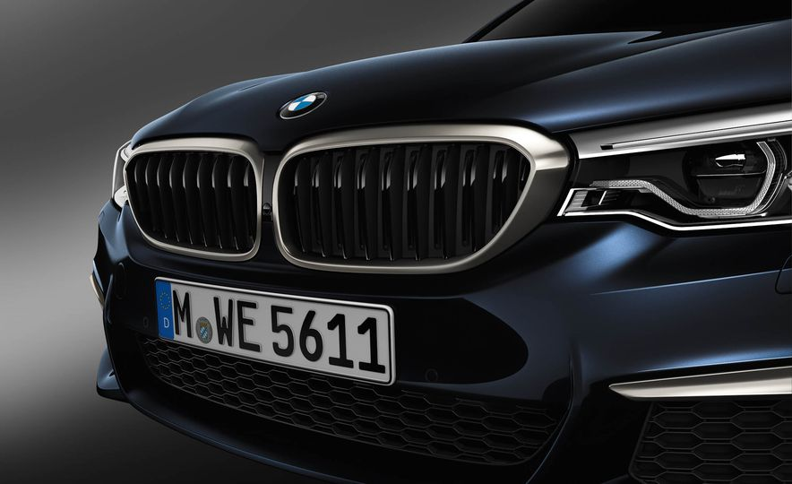 BMW M550d xDrive - Slide 10
