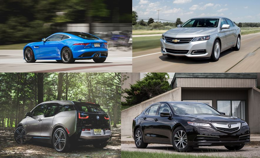 Nine Intriguing New-Car Lease Deals of the Moment - Slide 1