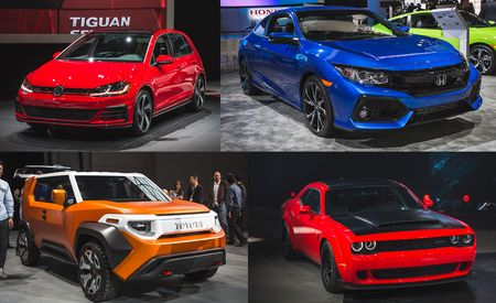 New Cars, Concepts, and 840 HP, Oh My! The Must-See Debuts from the 2017 New York Auto Show
