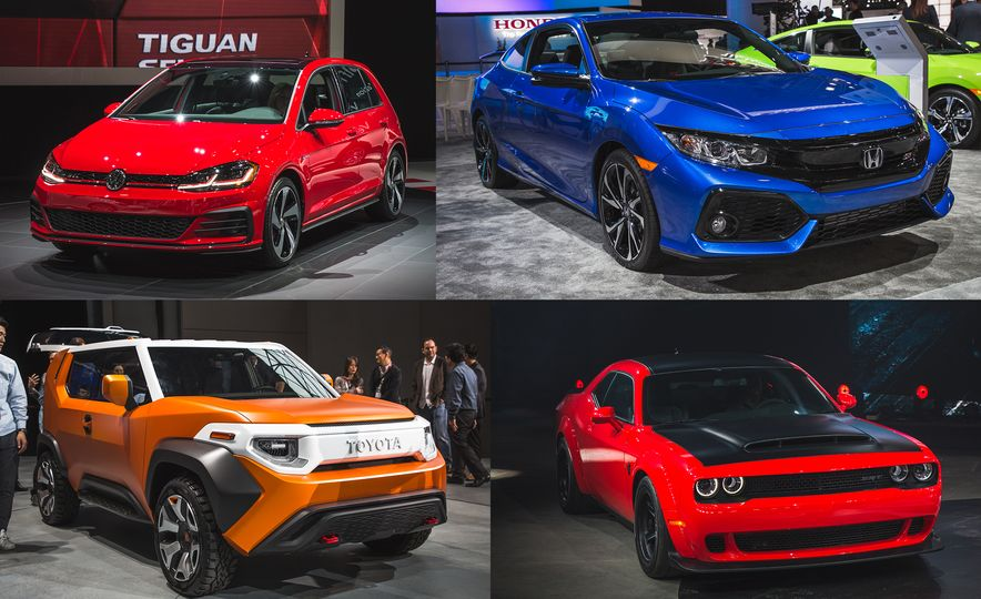 New Cars, Concepts, and 840 HP, Oh My! The Must-See Debuts from the 2017 New York Auto Show - Slide 1
