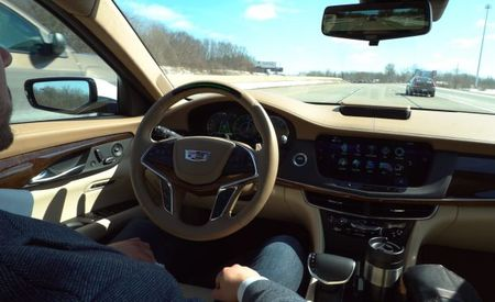 Despite Concerns, Cadillac Presses Forward with Super Cruise Semi-Autonomous Tech