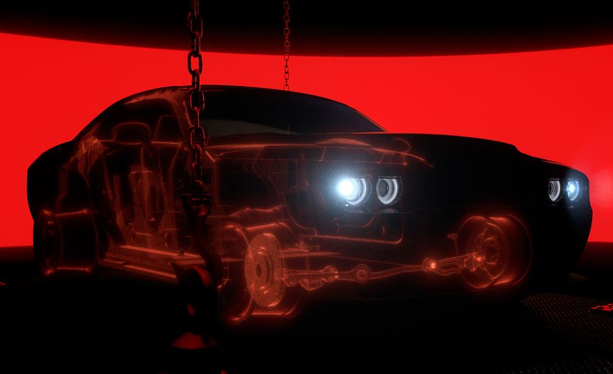 2018 Dodge Challenger SRT Demon - Slide 10