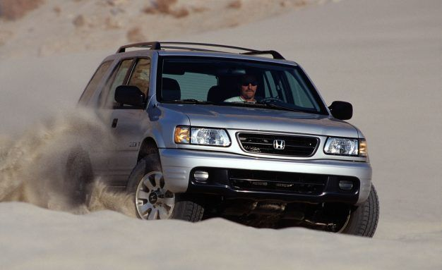 Honda Passport Name May Return From The Dead