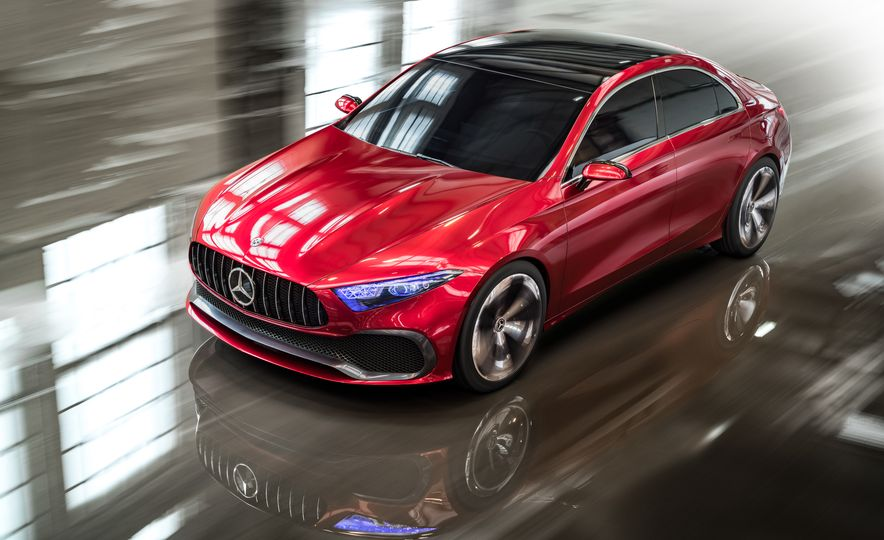 Small Is Beautiful? Mercedes Soon Will Offer Eight Front-Drive Models - Slide 2