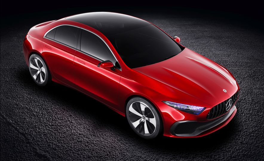 Small Is Beautiful? Mercedes Soon Will Offer Eight Front-Drive Models - Slide 5