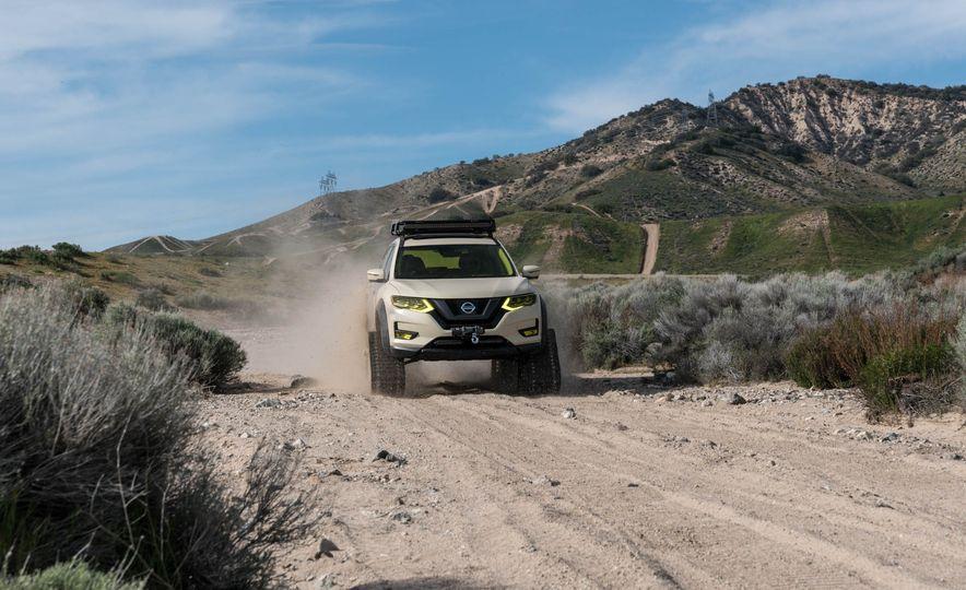 Nissan Rogue Trail Warrior concept - Slide 2