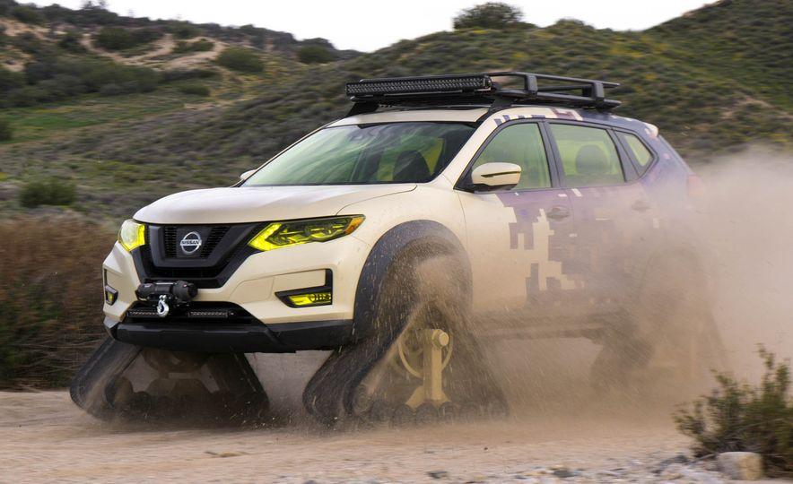 Nissan Rogue Trail Warrior concept - Slide 5