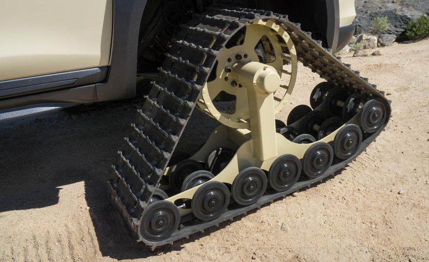 Nissan Rogue Trail Warrior concept - Slide 18