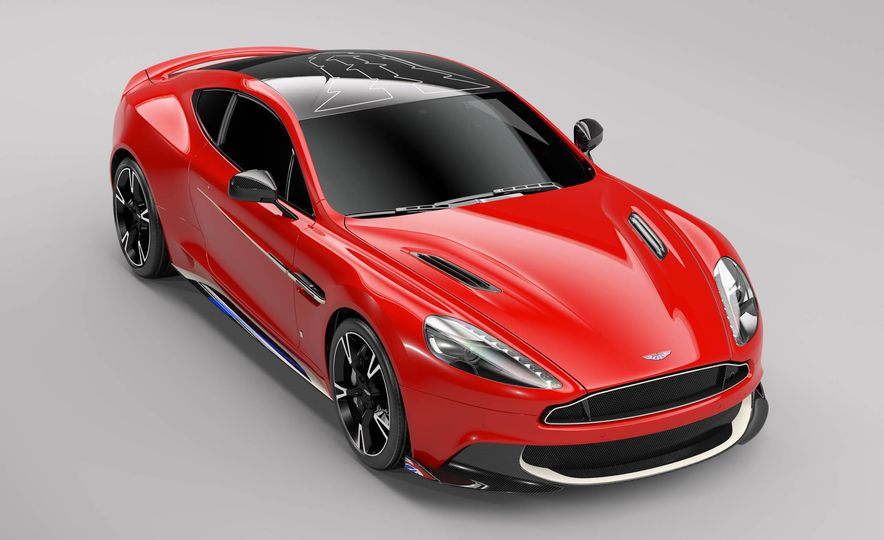 Q by Aston Martin Vanquish S Red Arrows Edition - Slide 2