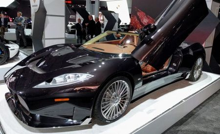 Spyker Seeing Spike in Demand for Manual Transmissions