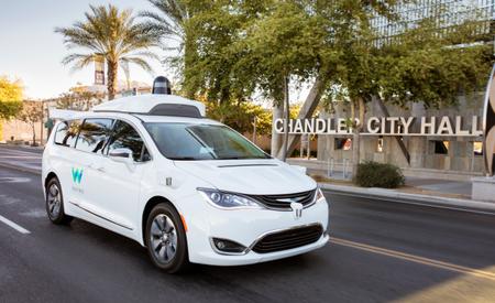 Waymo Recruiting Hundreds of Volunteers to Ride in Self-Driving Minivans