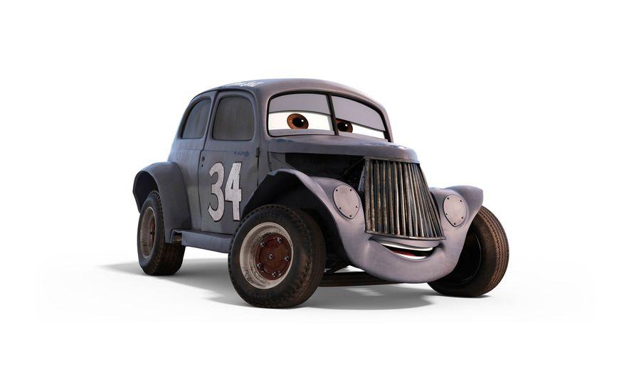 """Radiator Springs Eternal: Meet the Cars of Pixar's """"Cars 3"""" - Slide 11"""