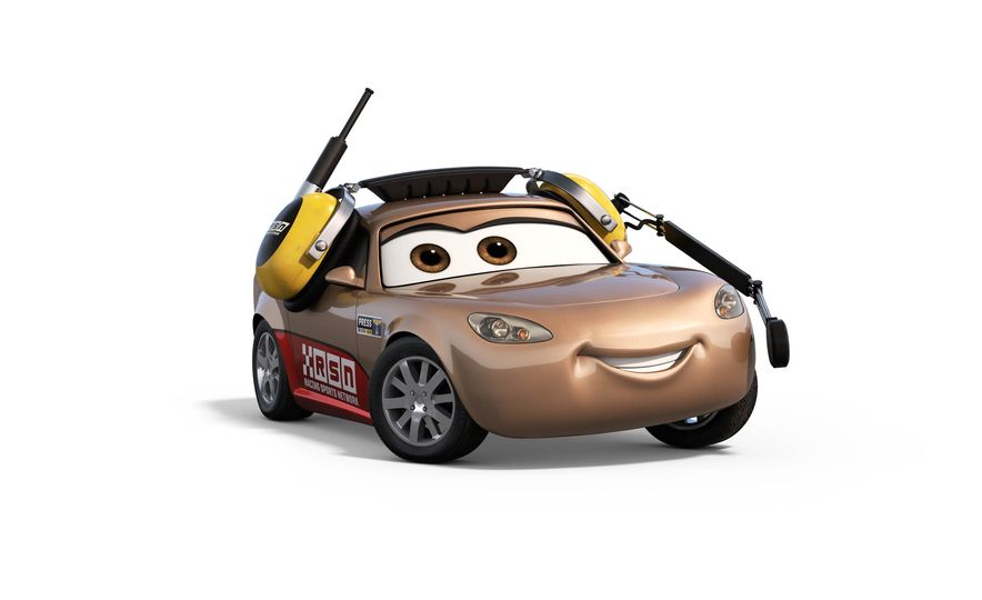 """Radiator Springs Eternal: Meet the Cars of Pixar's """"Cars 3"""" - Slide 14"""