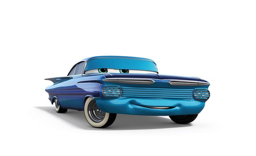 """Radiator Springs Eternal: Meet the Cars of Pixar's """"Cars 3"""" - Slide 15"""