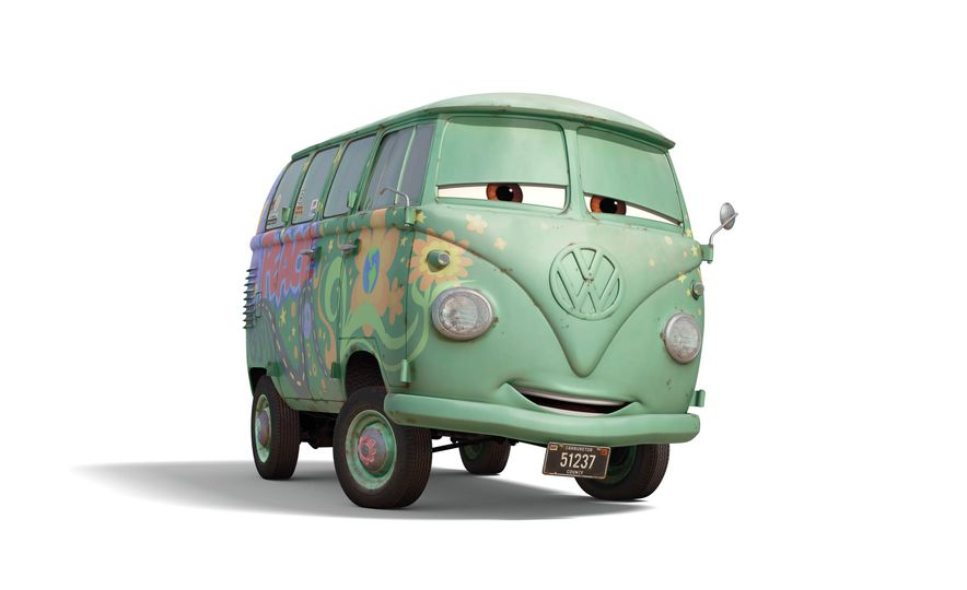 """Radiator Springs Eternal: Meet the Cars of Pixar's """"Cars 3"""" - Slide 18"""