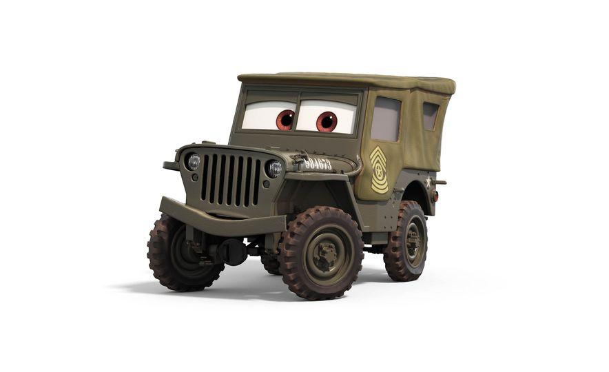 """Radiator Springs Eternal: Meet the Cars of Pixar's """"Cars 3"""" - Slide 19"""