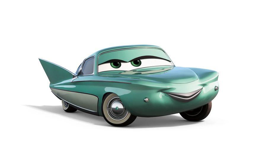 """Radiator Springs Eternal: Meet the Cars of Pixar's """"Cars 3"""" - Slide 20"""