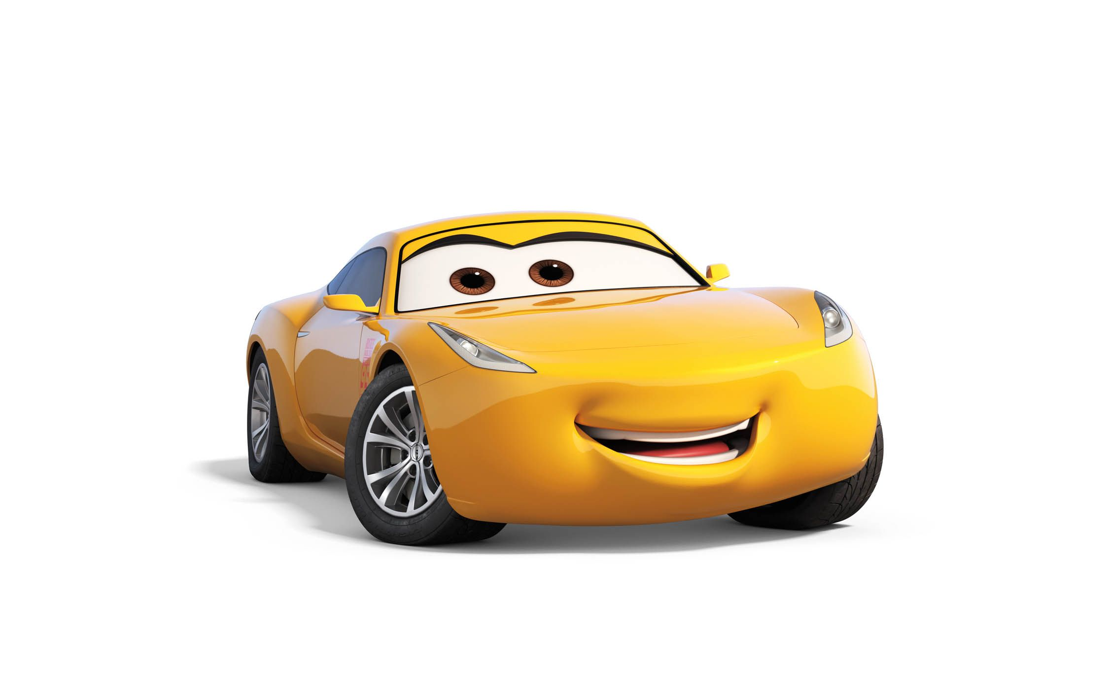 meet all of cars 3 characters - cars 3 cast and character names