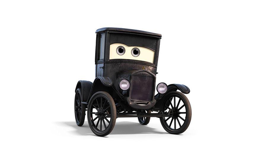 """Radiator Springs Eternal: Meet the Cars of Pixar's """"Cars 3"""" - Slide 21"""