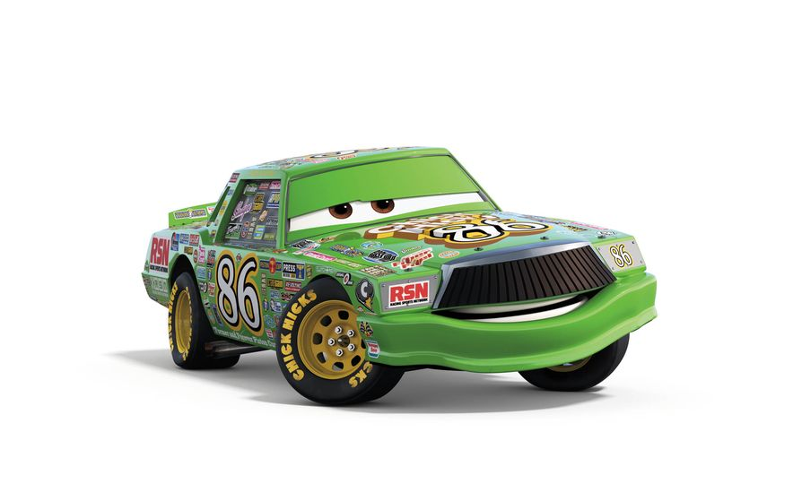 """Radiator Springs Eternal: Meet the Cars of Pixar's """"Cars 3"""" - Slide 22"""