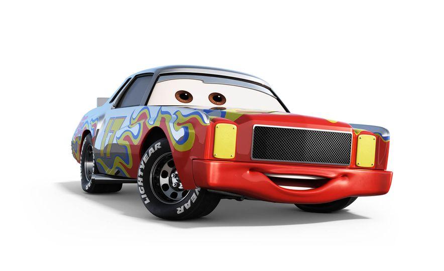 """Radiator Springs Eternal: Meet the Cars of Pixar's """"Cars 3"""" - Slide 23"""