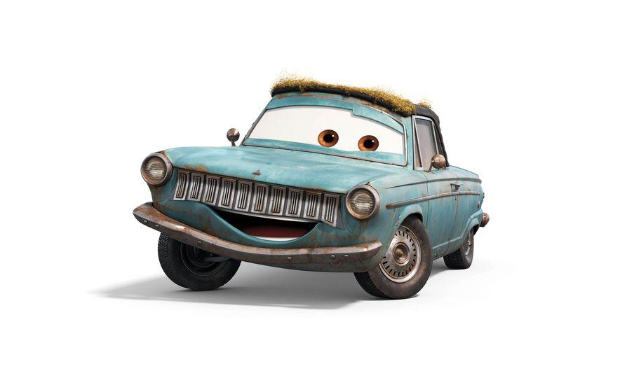 """Radiator Springs Eternal: Meet the Cars of Pixar's """"Cars 3"""" - Slide 25"""