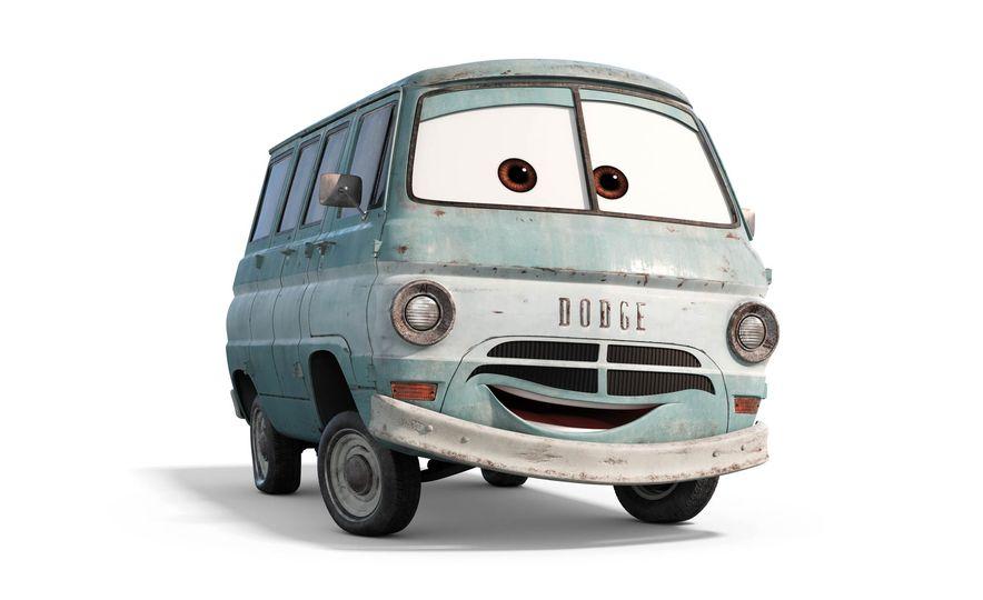 """Radiator Springs Eternal: Meet the Cars of Pixar's """"Cars 3"""" - Slide 24"""