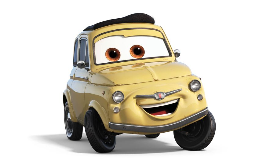 """Radiator Springs Eternal: Meet the Cars of Pixar's """"Cars 3"""" - Slide 26"""
