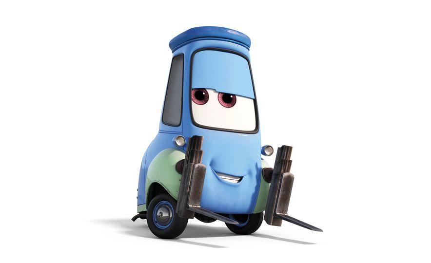 """Radiator Springs Eternal: Meet the Cars of Pixar's """"Cars 3"""" - Slide 27"""