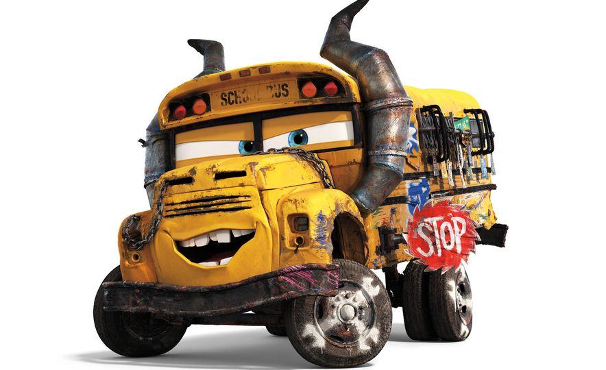 """Radiator Springs Eternal: Meet the Cars of Pixar's """"Cars 3"""" - Slide 29"""