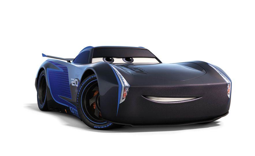 """Radiator Springs Eternal: Meet the Cars of Pixar's """"Cars 3"""" - Slide 4"""
