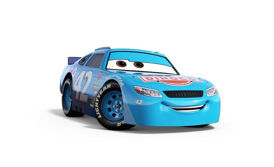 """Radiator Springs Eternal: Meet the Cars of Pixar's """"Cars 3"""" - Slide 6"""