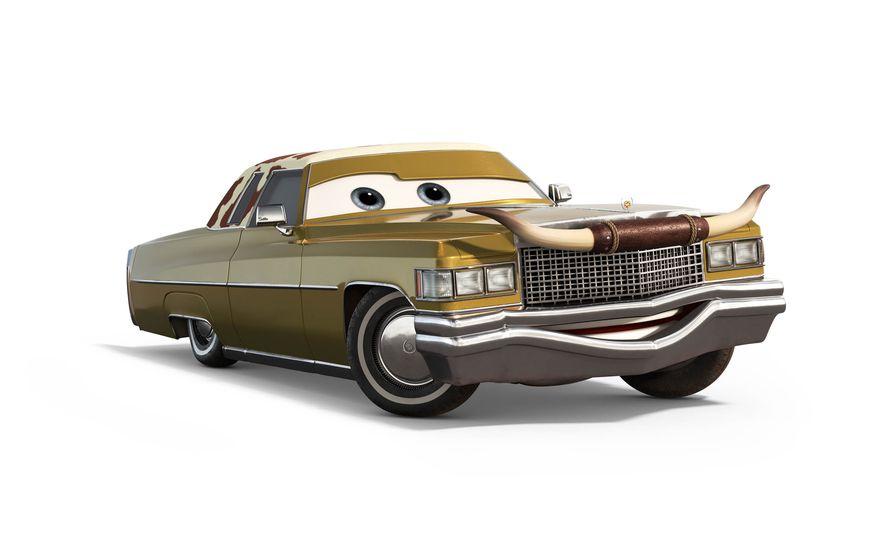 """Radiator Springs Eternal: Meet the Cars of Pixar's """"Cars 3"""" - Slide 7"""