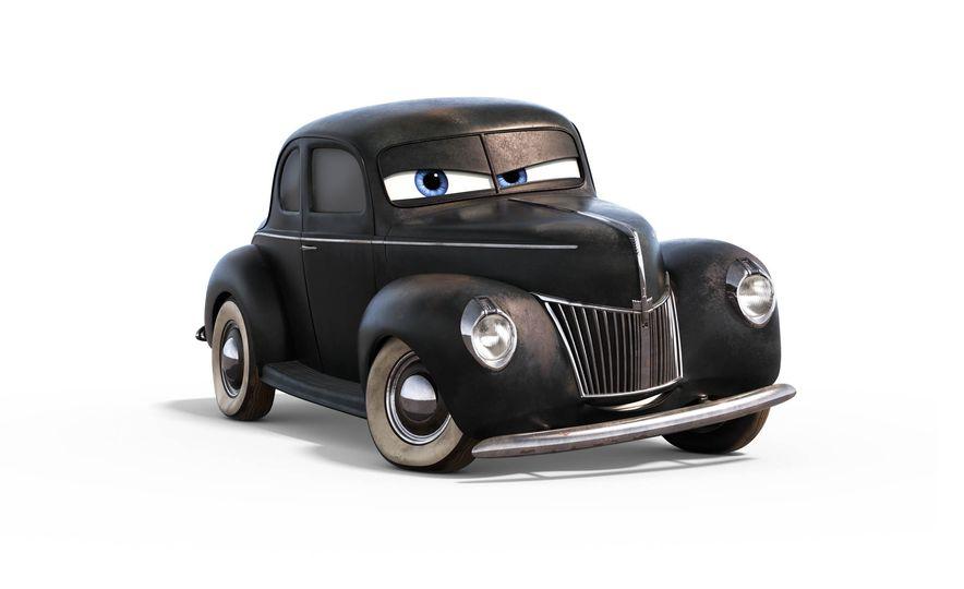"""Radiator Springs Eternal: Meet the Cars of Pixar's """"Cars 3"""" - Slide 10"""