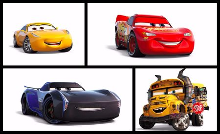 "Radiator Springs Eternal: Meet the Cars of Pixar's ""Cars 3"""