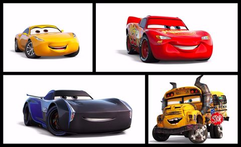 Whats My Car Worth Cast >> Meet All Of Cars 3 Characters Cars 3 Cast And Character Names