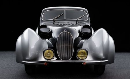 As Tears Go By: 1937 Talbot-Lago T150-C SS Goes Up for Auction