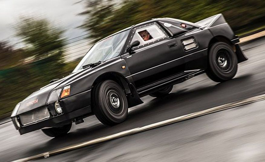 The All-Wheel Drive Toyota MR2 Rally Car You Didn't Know Existed - Slide 2