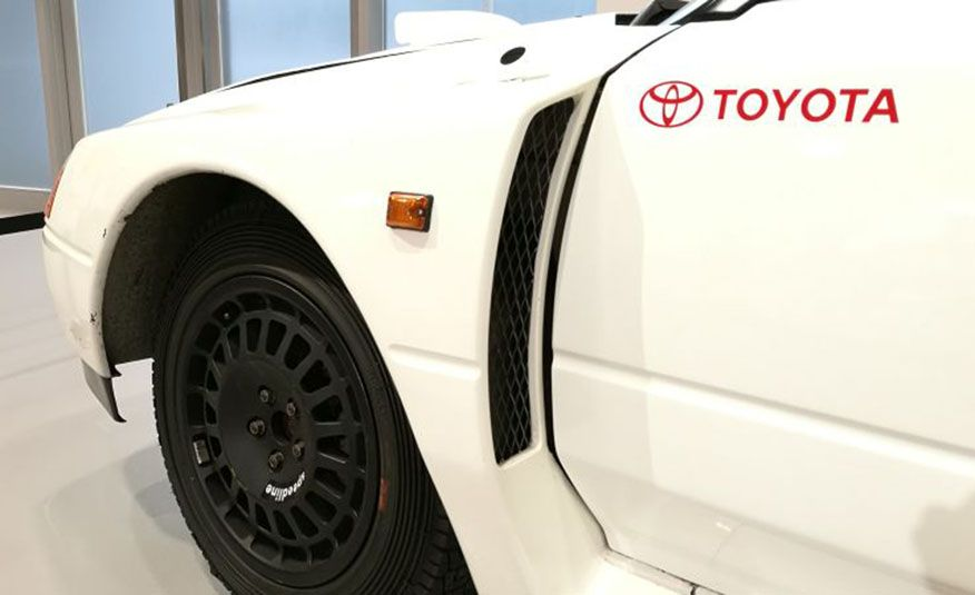 The All-Wheel Drive Toyota MR2 Rally Car You Didn't Know Existed - Slide 6