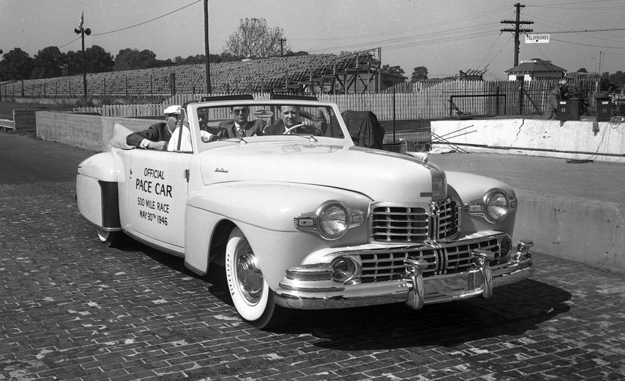 Leaders of the Pack: Our All-Time Favorite Indy 500 Pace Cars - Slide 9